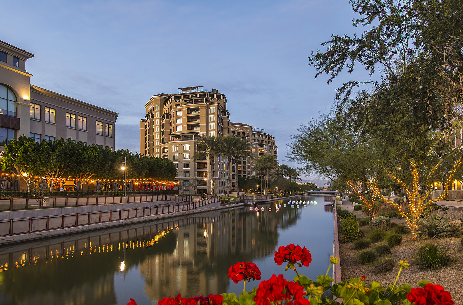 Scottsdale Waterfront Residences Views